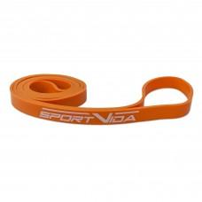 Резинка для подтягиваний (силовая лента) SportVida Power Band 20 мм 12-17 кг SV-HK0045