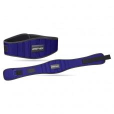 Пояс для тяжелой атлетики неопреновый SportVida SV-AG0096 (XL) Blue
