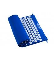 Аккупунктурный массажный коврик 4FIZJO Аппликатор Кузнецова 72 x 42 см 4FJ1356 Blue
