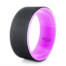 Колесо для йоги и фитнеса 4FIZJO Yoga Wheel 4FJ1455 Pink