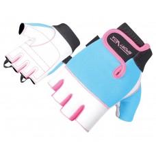 Перчатки для фитнеса SportVida SV-AG00037 (XS) White