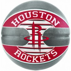 Мяч баскетбольный Spalding NBA Team Houston Rockets Size 7