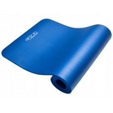 Коврик для фитнеса 4FIZJO NBR 1 см 4FJ0014 Blue