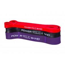 Резинка для подтягиваний (силовая лента) 4FIZJO Power Band 3 шт 6-26 кг 4FJ0002