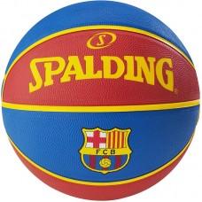 Мяч баскетбольный Spalding EL Team FC Barcelona Size 7