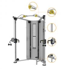 Тренажер - Двухблочная станция свободного движения IMPULSE Dual Aadjustable Pulley