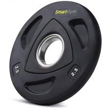 Блин для штанги олимпийский SmartGym 2,5kg