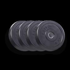Сет из композитных дисков ELITUM C 20 кг d - 30 мм