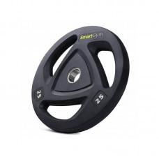Набор дисков для штанги олимпийских Hop-Sport SmartGym 2 x 25 кг d - 50 мм