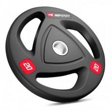 Диск олимпийский Hop-Sport 20 кг d - 50 мм