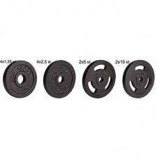 Сет из металлических дисков Elitum Strong 45 кг d - 30 мм