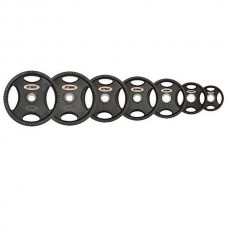 Профессиональные диски для штанг Stein Black Plate DB6061-1.25