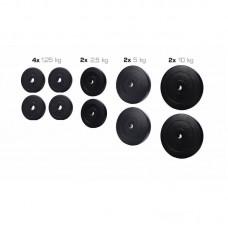 Набор TITAN из композитных дисков для штанги С - 40 кг d - 30 мм
