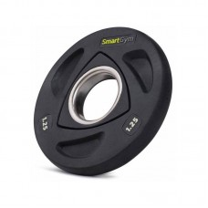 Набор дисков для штанги олимпийских Hop-Sport SmartGym 4x1,25 кг