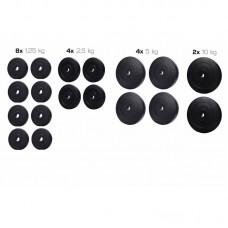 Набор TITAN из композитных дисков для штанги A - 60 кг d - 30 мм