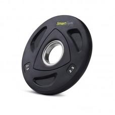 Набор дисков для штанги олимпийских Hop-Sport SmartGym 4 x 2,5 кг d - 50 мм