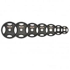 Профессиональные диски для штанг Stein Black Plate DB6061-25