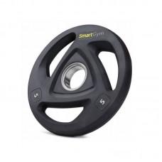 Набор дисков для штанги олимпийских Hop-Sport SmartGym 4 x 5 кг d - 50 мм