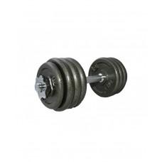 Гантель наборная железная 20 кг LiveUp LS2311-20