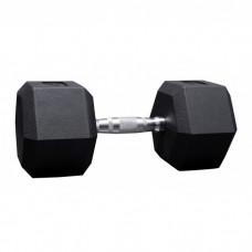 Гантель шестигранная VNK PRO 27,5 кг (1 шт)