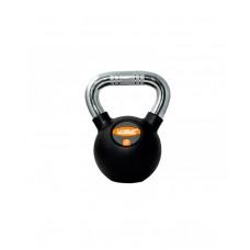 Гиря спортивная металлическая обрезиненная 10 кг LiveUp LS2044-10