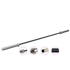 Гриф для кроссфита SPART / 4-х игольчатый подшипник / женский / 202 см/ на 453 кг