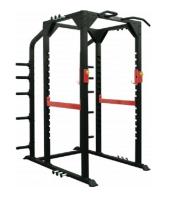 Силовая рама с держателями для дисков Impulse Full Power Rack SL7015