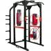 Стойка/Силовая рама с держателями для дисков Impulse Full Power Rack SL7015