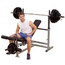 Универсальная скамья для жима Body-Solid GDIB-46L