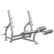 Скамья для жима под углом вниз Impulse Declinе Bench IT7016