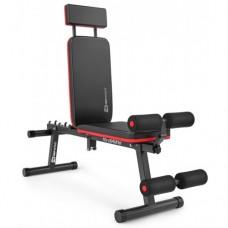 Скамья для жима регулируемая наклонная Hop-Sport HS-2040 HB