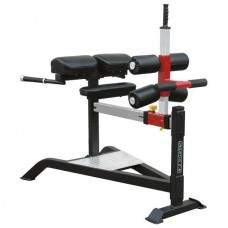 Скамья Гиперэкстензия горизонтальная Impulse Glute Ham Bench SL7013
