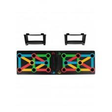 Упоры (доска) для отжиманий со сменным хватом SportVida Push-up Bars SV-HK0376