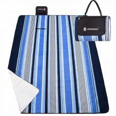 Коврик для пляжа, пикника и кемпинга складной Springos 220 x 180 см PM018