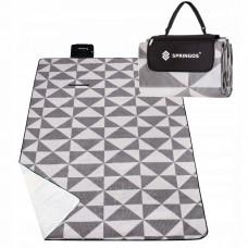 Коврик для пикника и кемпинга складной Springos 220 x 180 см PM010