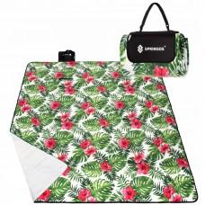 Коврик для пляжа, пикника и кемпинга складной Springos 200 x 160 см PM020