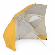 Пляжный зонт Sora DV-003BSU желтый
