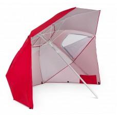 Пляжный зонт Sora DV-003BSU красный