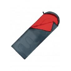 Спальный мешок (спальник) одеяло SportVida SV-CC0063 +2 ...+ 21°C R Navy Green/Red