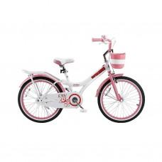 """Детский велосипед RoyalBaby JENNY GIRLS 20"""", OFFICIAL UA белый"""