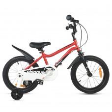 """Детский велосипед RoyalBaby Chipmunk MK 16"""", OFFICIAL UA, красный"""