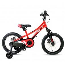 """Детский велосипед RoyalBaby Chipmunk EXPLORER 16"""", OFFICIAL UA, красный"""