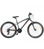 """Велосипед Spirit Spark 6.0 26"""", рама XS, темно-серый/матовый, 2021"""