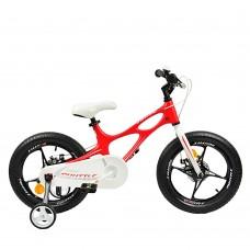 """Детский велосипед RoyalBaby SPACE SHUTTLE 18"""", OFFICIAL UA, красный"""