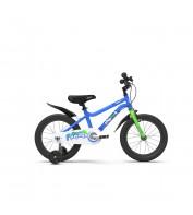 """Детский велосипед RoyalBaby Chipmunk MK 16"""", OFFICIAL UA, синий"""