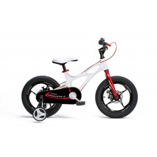 """Детский велосипед RoyalBaby SPACE SHUTTLE 18"""", OFFICIAL UA белый"""
