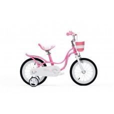 """Детский велосипед RoyalBaby LITTLE SWAN 12"""", розовый"""