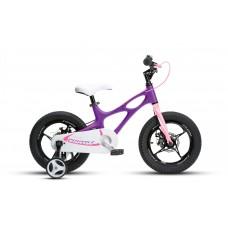 """Детский велосипед RoyalBaby SPACE SHUTTLE 18"""", OFFICIAL UA, фиолетовый"""