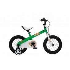 """Велосипед RoyalBaby HONEY 12"""", зеленый"""