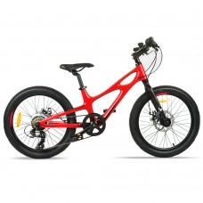 """Детский велосипед RoyalBaby SPACE SHUTTLE 20"""", OFFICIAL UA, красный"""